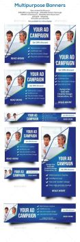 Banners Multipurpose by artgh