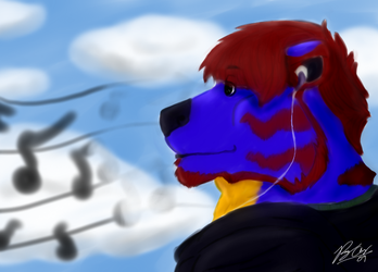 Music is Bliss by JeralTysunni