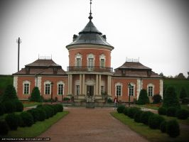 Chinese Palace in Zolochiv Castle by ArthurGautama