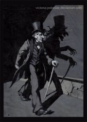 Dr Jekyll and Mr Hyde by Victoria-Poloniae