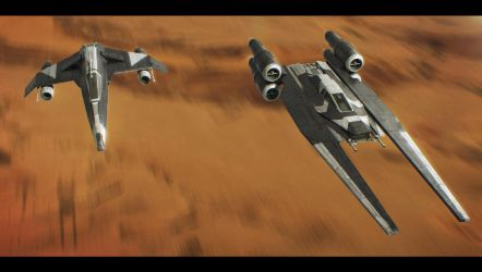 Star Wars Saw Gerrera's Squadron by AdamKop