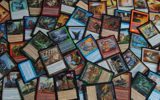 Magic: The Gathering Urza's Legacy Expansion Set by agentpalmer