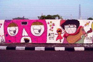 collaboration with Acul Gaos by gulaly