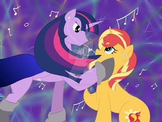 Musically UnCommon by CrimsonGlow