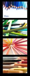 Any Colors You Like by inacom