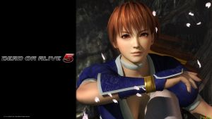 Dead Or Alive 5 Kasumi by LillyGamer