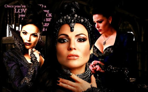 Regina/Once upon A Time by scifiman