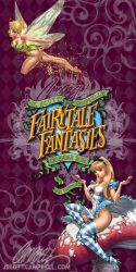 Fairy Tale Fantasies 2011 by J-Scott-Campbell