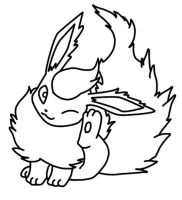 flareon coloring pages flareon coloring pages | Coloring Pages flareon coloring pages