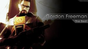Gordon Freeman Wallpaper by nano2412