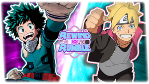 RR|Deku vs. Boruto by Vex2001