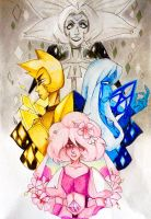 The Great Diamond Authority by Artfrog75