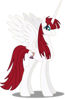 Vector #451 - Fausticorn #2 by DashieSparkle