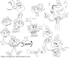 DOODLEZ by raygirl12