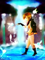 .fairy fountain. by 99rupees