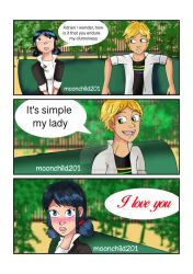 It's simple I love you by moonchild201