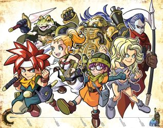 Chrono Crew by herms85