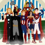 The Justice League of Avengers by 127thlegion