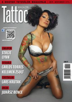 Hungarian Tattoo Magazine 175 - Nov 2014 by hortipeter