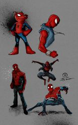 Spider-verse by RBWP-BRPW