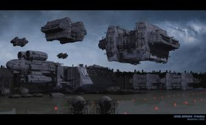 Local Airfield - Proxima by HeauTou