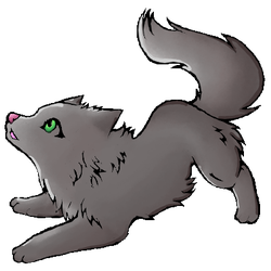 Wolf pup by Chiktori