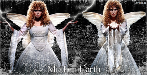 Sharon - Mother Earth by Dark-Rose-Memories