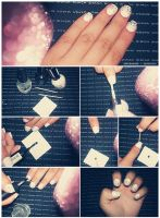 Nail ART Tutorial O2 by friabrisa