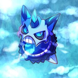 Glalie from hell by vaporotem