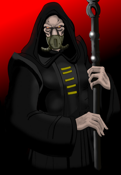 Star Wars Darth Plagueis by dmtr1981