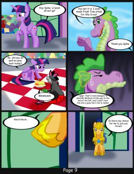 MLP: Lost Kingdom Chapter 1: Page 9 by Dragonlover50