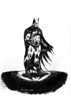 Batman Patched by howlett66