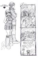 RE4 Chibi Theatre: For Balt by I-heart-Link
