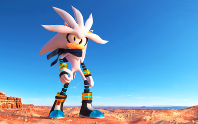 Silver BOOM (Unofficial render) by K4VE