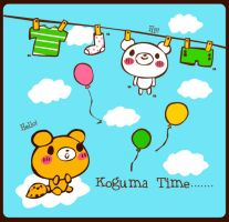 Koguma Time by blushing