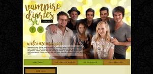 Design ft. Vampire Diaries Cast by PetulaT