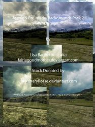 Premade Scenic BG Pack 2 by FairieGoodMother