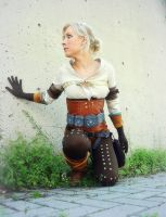 Witcher 3 - Ciri Preview by Kukuzilla