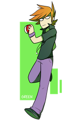 Green by SysterSyn