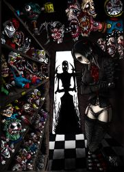 Twisted Doll collection by Corpse-boy