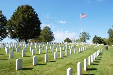 Mills Spring National Cemetery by queenkale