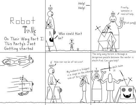 Robot Talk, Issue 4 by tanya6k