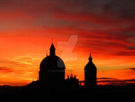 Basilika Sunset III by Ya-to