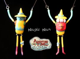 AT: Magic Man Necklace by crymsonlyze