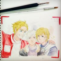 [APH Nordics] Brothers by Enbi-to-Miruku