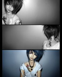 BJD FOR SALE - Uncertainty by Charlieishnesss