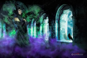 Maleficent-by-Christopher-Germano-v2 by christopher-g