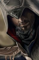 Assassins Creed - Ezio Auditore da Firenze by AlexaWayne