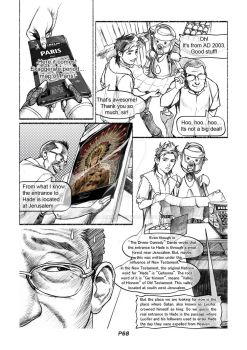 'Sea of sorrow'Episode2 P68 by JeromeWong2010