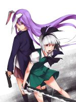 Duo Raisen Youmu by zeroimpuls